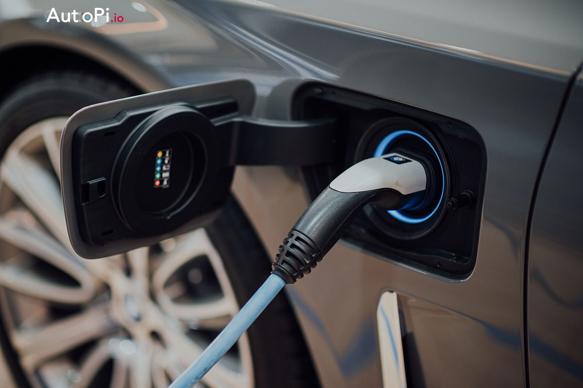 Smart Charging - AutoPi assists Electric Vehicles with a major challenge