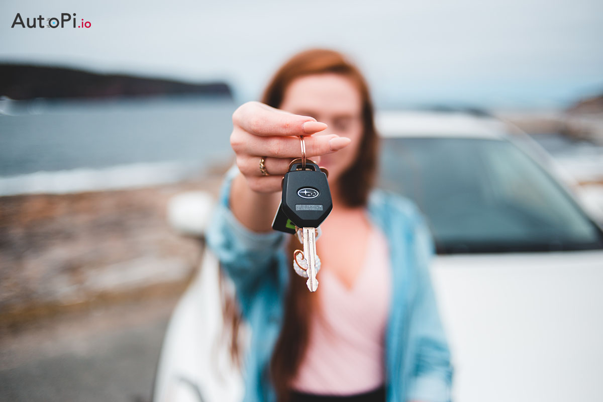 Digital Car Key Solution: AutoPi transforms the car rental industry
