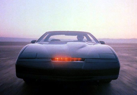 Speak to your car (almost) like K.I.T.T. from Knight Rider