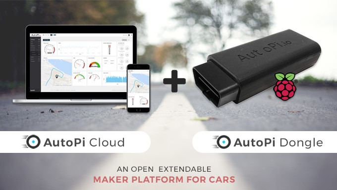 AutoPi Cloud and AutoPi Dongle