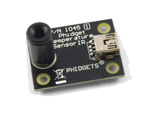 Use Infrared Temperature Sensor with AutoPi.io